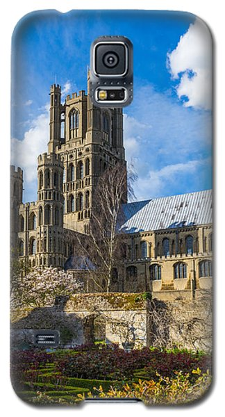 Ely Cathedral And Garden Galaxy S5 Case