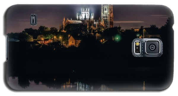Ely Cathedral By Night Galaxy S5 Case