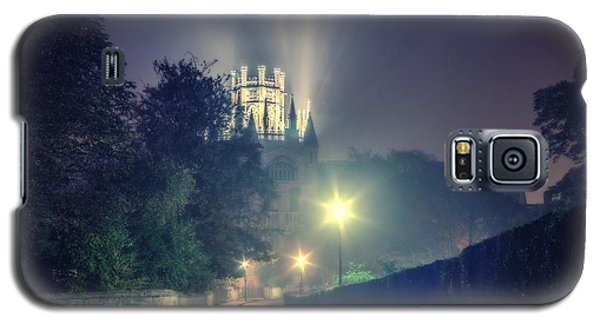 Ely Cathedral - Night Galaxy S5 Case