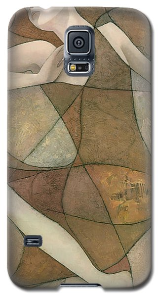 Abstract Galaxy S5 Case - Elysium by Steve Mitchell