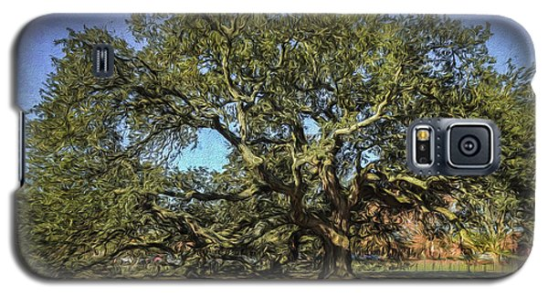 Emancipation Oak Tree Galaxy S5 Case