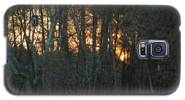Embers Of The Waking Sun Galaxy S5 Case