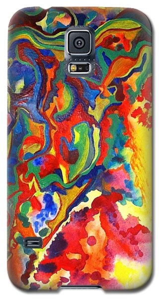 Embroiled Galaxy S5 Case