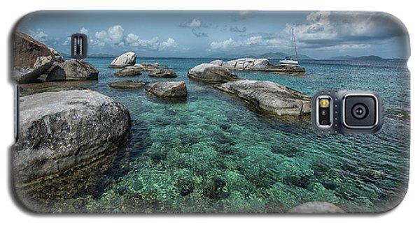Emerald Bath  Galaxy S5 Case