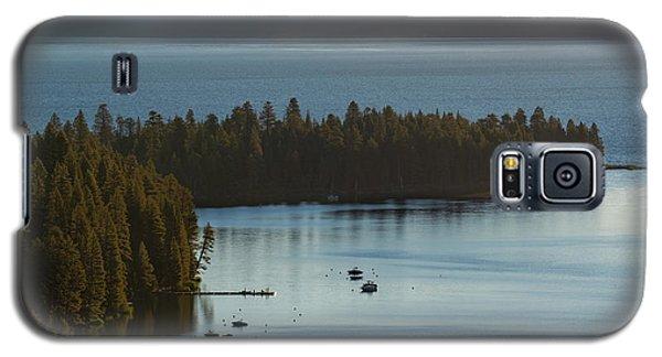Emerald Bay Channel Galaxy S5 Case