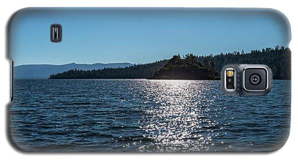 Emerald Bay - Panorama Galaxy S5 Case