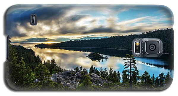 Emerald Bay Sunrise Lake Tahoe Galaxy S5 Case