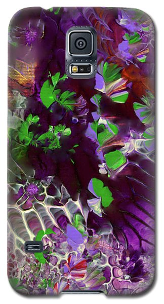 Emerald Butterflies Of Costa Rica Galaxy S5 Case