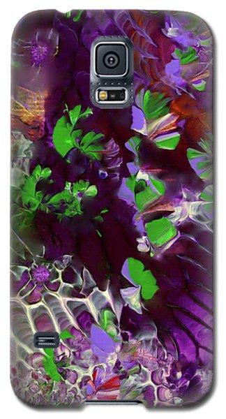 Emerald Butterflies Of Costa Rica Galaxy S5 Case