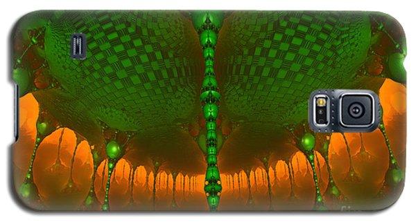Emerald Dew Galaxy S5 Case by Melissa Messick