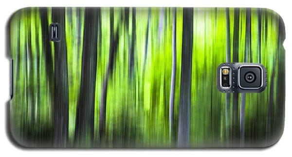 Green Forest - North Carolina Galaxy S5 Case