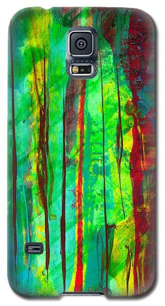 Emerald Forest Galaxy S5 Case