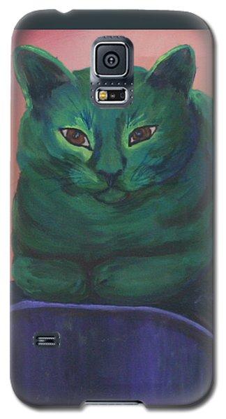 Emerald Galaxy S5 Case