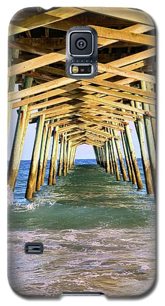 Emerald Isles Pier Galaxy S5 Case