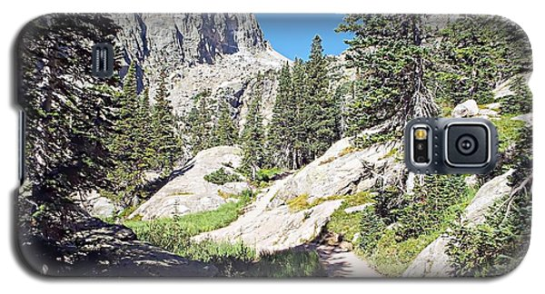 Emerald Lake Trail - Rocky Mountain National Park Galaxy S5 Case