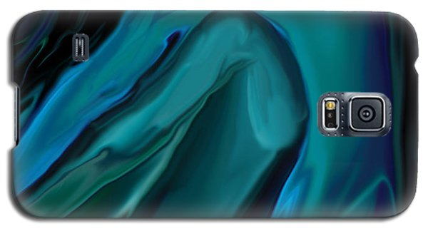 Emerald Love Galaxy S5 Case