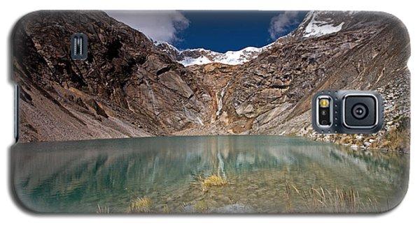 Emerald Mountain Lake Galaxy S5 Case
