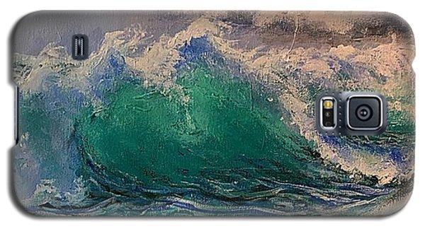 Emerald Sea Galaxy S5 Case