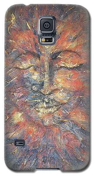 Emerging Buddha Galaxy S5 Case by Theresa Marie Johnson