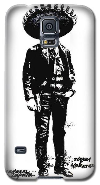 Emiliano Zapata Galaxy S5 Case