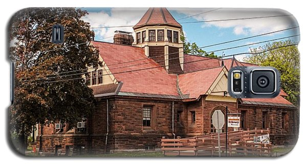 Emily Williston Memorial Library And Museum Galaxy S5 Case