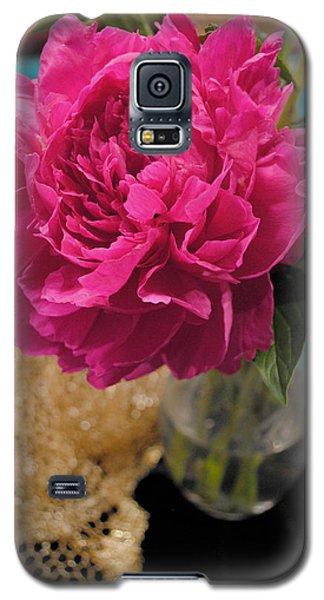 Emily's Peonies  Galaxy S5 Case