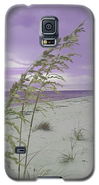 Emma Kate's Purple Beach Galaxy S5 Case