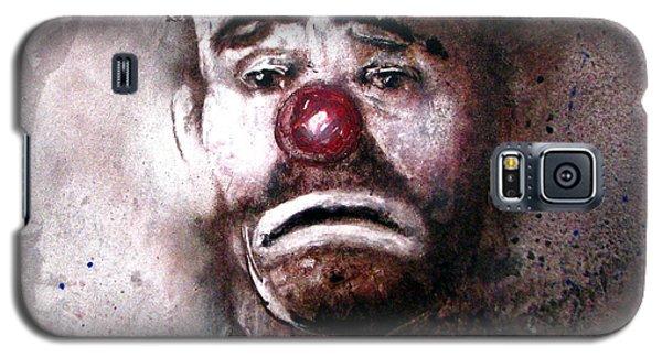 Emmit Kelly Clown Galaxy S5 Case