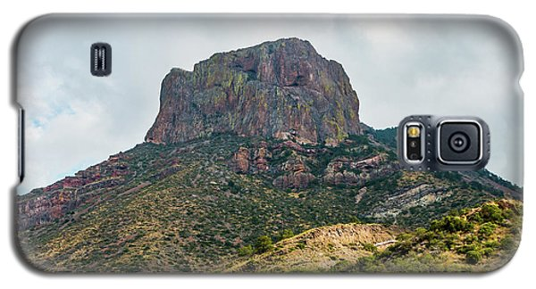 Emory Peak Chisos Mountains Galaxy S5 Case