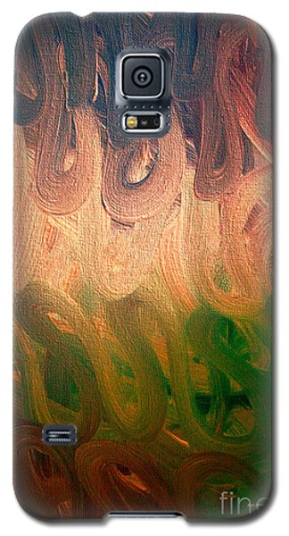 Emotion Acrylic Abstract Galaxy S5 Case