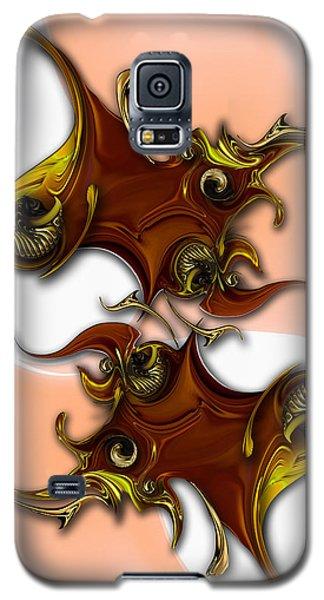 Emotion Vs Emotion Galaxy S5 Case