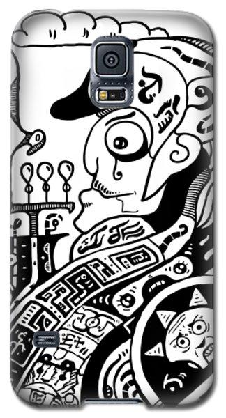 Emperor Galaxy S5 Case
