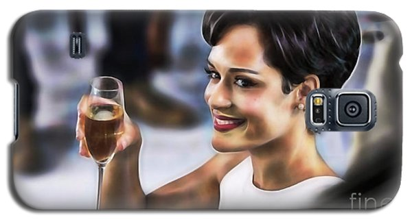 Empire Grace Gealey As Anika Gibbons Galaxy S5 Case