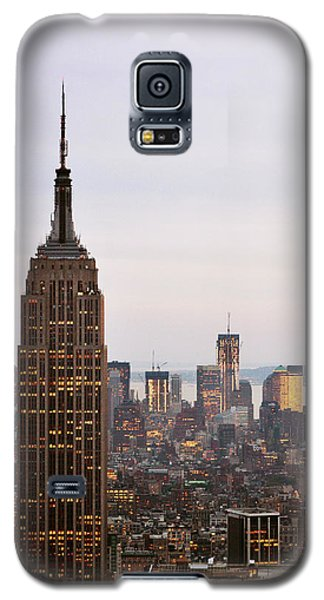 Empire State Building No.2 Galaxy S5 Case by Zawhaus Photography