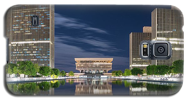 Empire State Plaza Galaxy S5 Case