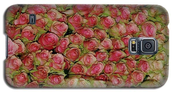 Empress Josephine's Roses Galaxy S5 Case