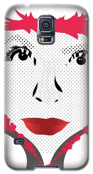 Empress Red Galaxy S5 Case