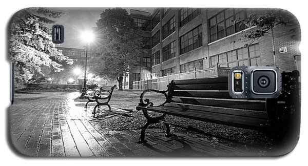 Galaxy S5 Case featuring the photograph Emptiness by Everet Regal