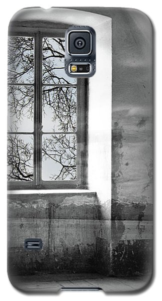 Galaxy S5 Case featuring the photograph Emptiness by Munir Alawi