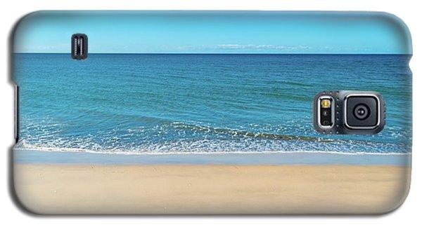 Empty Beach Galaxy S5 Case