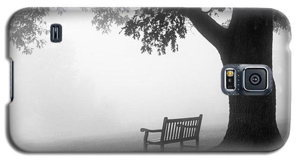 Empty Bench Galaxy S5 Case by Monte Stevens