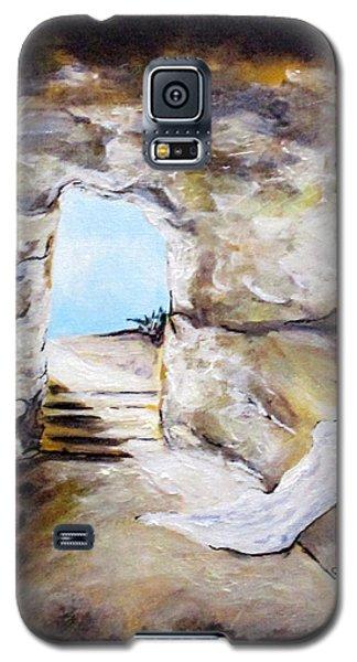 Empty Burial Tomb Galaxy S5 Case