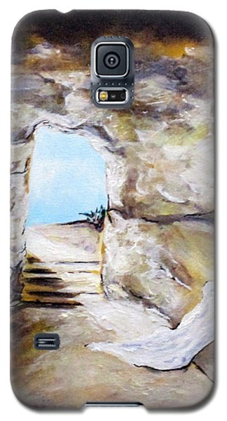 Empty Burial Tomb Galaxy S5 Case