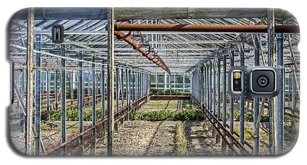Empty Greenhouse Galaxy S5 Case