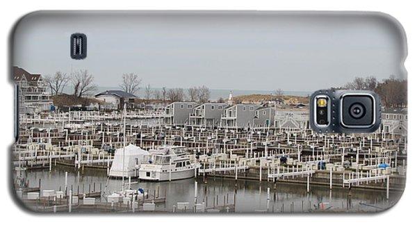 Empty Harbor Galaxy S5 Case