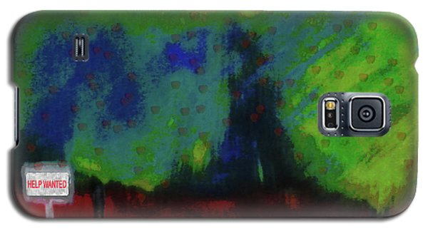 Empty Orchard Galaxy S5 Case