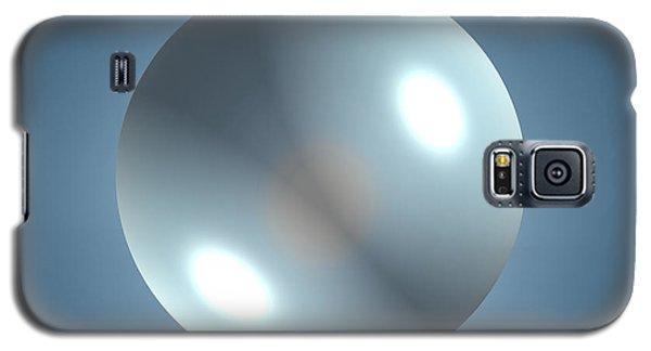 Empyty Logotype Galaxy S5 Case