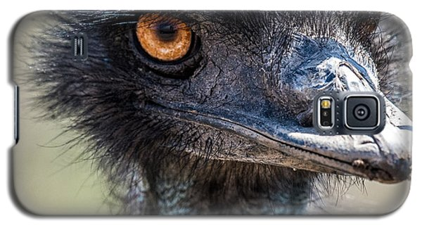 Emu Eyes Galaxy S5 Case