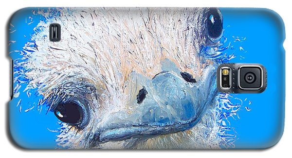 Emu Painting Galaxy S5 Case