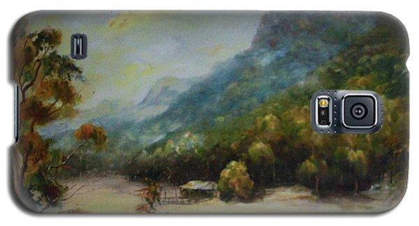 Emu Plains, Grampians Galaxy S5 Case